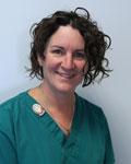 Faye Wickham, nurse at The Grove Veterinary Hospital and Clinics