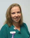Emma Williams, nurse at The Grove Veterinary Hospital and Clinics