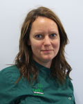 Hayley Gould, vet at The Grove Veterinary Hospital and Clinics