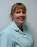 Kerrie Allen, student vet nurse at The Grove Veterinary Hospital and Clinics
